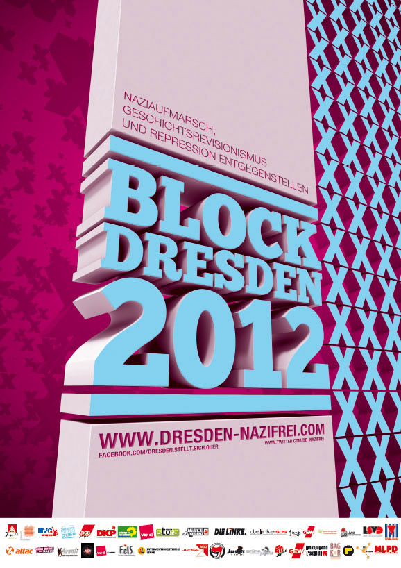 Block Dresden 2012